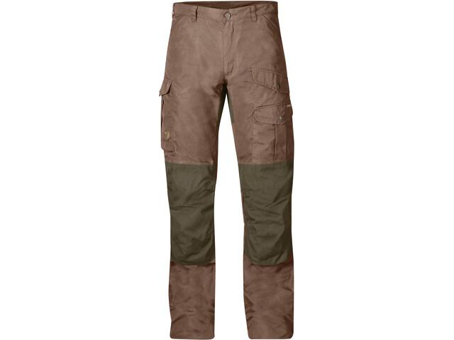 Fjällräven Barents Pro Pantalones Hombre, dark sand-dark olive